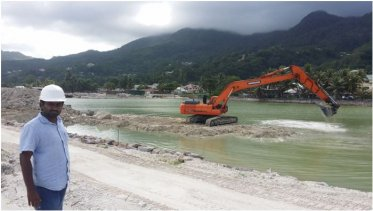 Bridge Construction - Ile Soleil