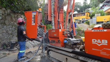 micropiling castor rd 2